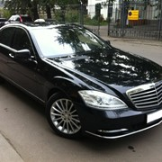 Mercedes-benz S500 4 matic фото