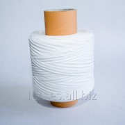 Кант для подушек белый 8мм ЛК-8бп-100 фото