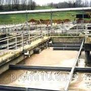 Гидроизоляция очистных сооружений.
