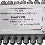 Измеритель температуры многоканальный С–WAD305/2-15 фото