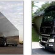Автомобили грузовые MAN TGX фото