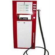 Колонка для авто- газозаправочной станции УЗСГ-01-1Е(трехстрочная, металическая) покрашеная фото