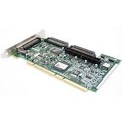 155595-001 Контроллер HP 64-bit/66MHz Single Channel, PCI, Ultra3 SCSI host bus adapter фото
