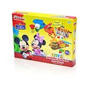 """Набор для лепки Disney Клуб Микки Мауса """"Магазин пирожных"""" (6 цв., аксесс., инструк.) фото"""