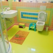 Полюшко. Декоративные наливные полы в квартире и доме фото
