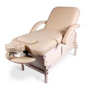 Cтационарный массажный стол US MEDICA BALI фото