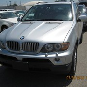 Джип BMW X5 фото