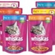 Корм для котов Вкусный Обед рагу от Whiskas фото