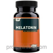 Melatonin (мелатонин) - 100 tabs фото