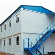 Модульное общежитие на 100 человек фото