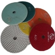 Гибкий диск KSС толщ. 3 мм,диам, 100мм, #3000 фото