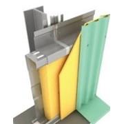Сэндвич-панели трехслойные плотностью 45кг/м3 фото