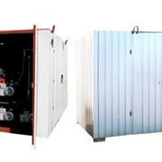 Установка для обработки трансформаторного, турбинного, индустриального масла УВМ 10-10 фото
