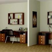 Бюджетная коллекция офисной мебели Силуэт фото