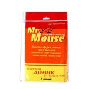 Мистер Маус клеевая ловушка (домик) от грызунов фото