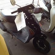 Мотоцикл No. B1520 Suzuki LETS 4 фото