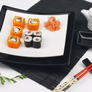 Посуда для суши фото