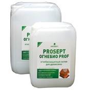 Огнебиозащитный состав PROSEPT ОГНЕБИО PROF - 2-ая группа гот.состав, 30 литров фото