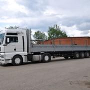 Перевозка грузов длинномерами фото