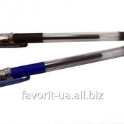 """Ручка гелевая """"Goldex Glow gel"""" 894 черная фото"""