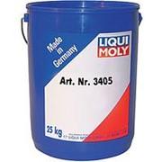 Высокотемпературная смазка для ступиц подшипников Liqui Moly LM 50 Litho HT 25л фото