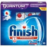 Таблетки для посудомоечных машин Finish Quantum 30 шт (3059946161143) фото