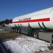 Полуприцеп-газовоз ППЦТ-50 для перевозки СУГ фото