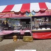 Изготовление торговых палаток фото