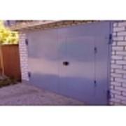Ворота гаражные, двери входные, решётки на окна фото