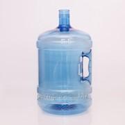 Многооборотная ПЭТ бутылка 12 л., 19 л. фото