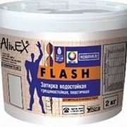 Затирка для швов плитки Flash ореховая, 2 кг фото