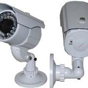 Всепогодная камера KIR-633W50 с ИК подсветкой