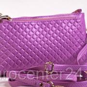 Женская сумочка из натуральной кожи 6008-19-1 фото