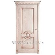 Межкомнатная дверь Рада, (патина) фото
