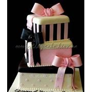 Торт подарочный №001 код товара: 9-30-001 фото