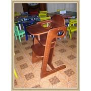 Детский стульчик Кормилец фото