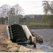 Мини ГЭС (шнековые ГЭС) фото