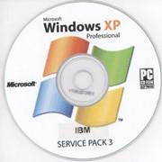 Windows XP SP3 фото