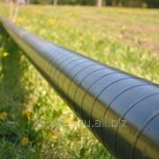 Труба в 2 ВУС-изоляции диаметр 219, стенка 6 фото