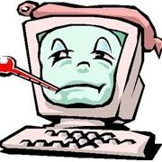 Лечение компьютера от вирусов фото