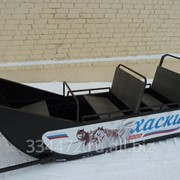 Сани волокуши для снегохода «Хаски 3000» фото