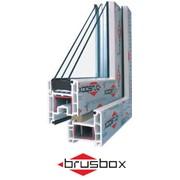 Профиль BRUSBOX 60/4 4-х камерная фото