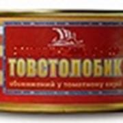 ТОЛСТОЛОБИК обжаренный в томатном соусе фото