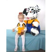 Мягкая игрушка Собака Булька фото
