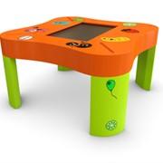 Сенсорный детский стол фото