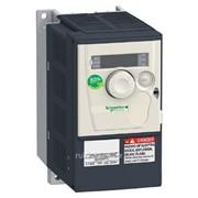 Преобразователь частоты Schneider Electric Altivar ATV312 0.18квт 240в 1ф, C2 фото