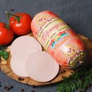 Колбаса вареная мясная Мортаделла в/с, охлажденная фото
