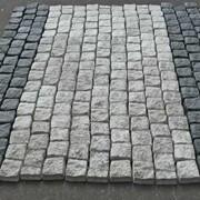 Укладка тротуарной плитки и брусчатки фото
