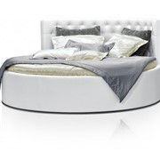 Кровать Соло Базовый размер: 220 x 218 h 106 см. фото