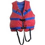 Спасательный жилет надувной фото